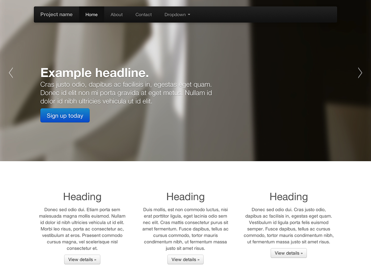 wrap text using bootstrap