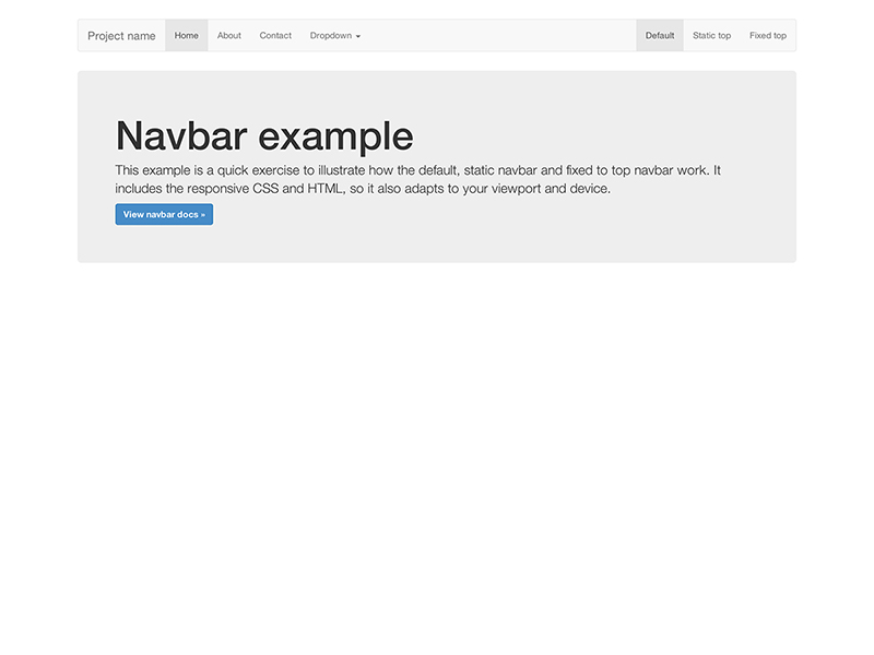 bootstrap 3.3.1